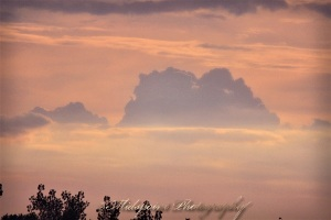 cloud sunset 1
